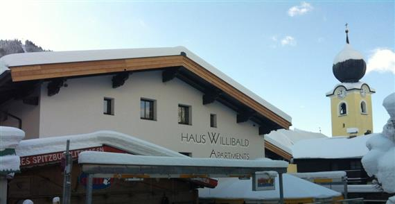 Apartment Willibald